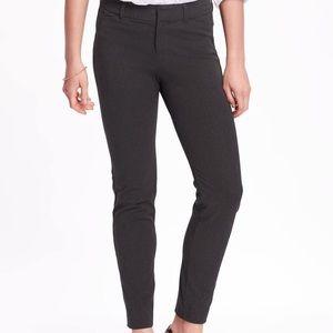 Old Navy Pixie pants in dark heather grey